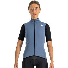 Sportful Fiandre Light No Rain Gilet Donna, blu